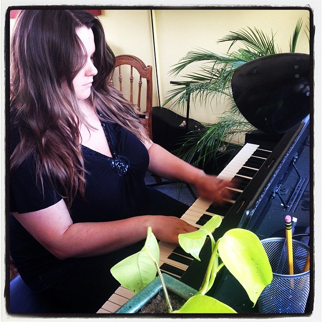 Devri Hughan, Piano Instructor at Grace Note Music Studio