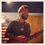 Andrew Kenefick, guitar teacher at Grace Note Music Studio.