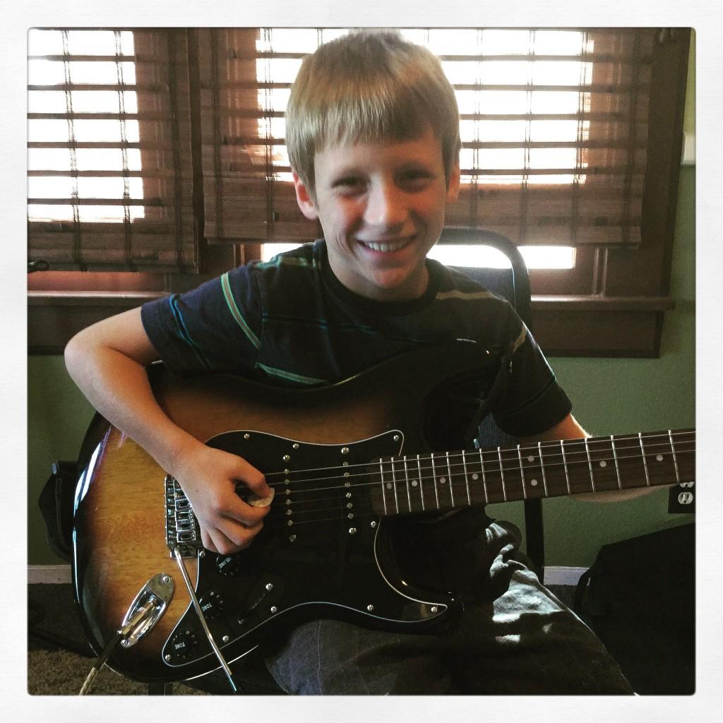 Connor-Guitar