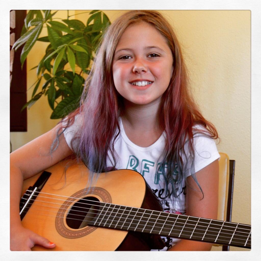 Gianna July 2015
