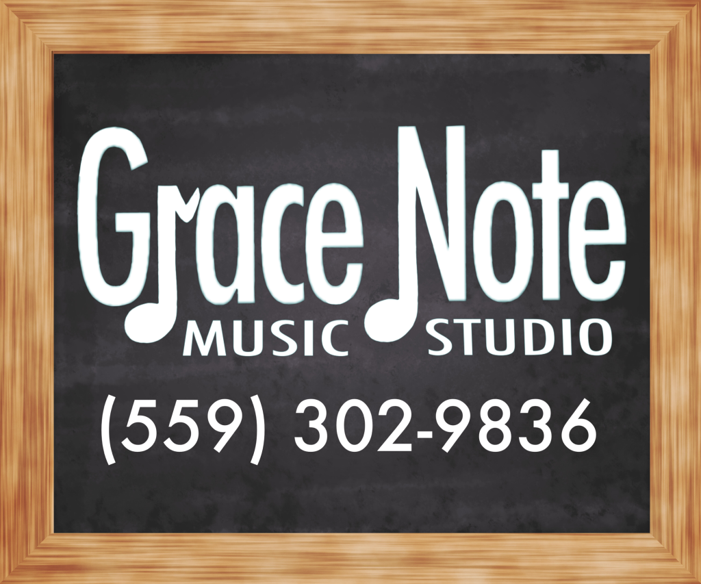 Grace Note Chalkboard Logo w-#