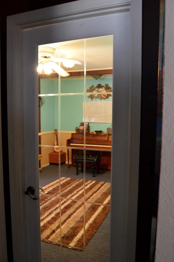 Room 2 Glass Door