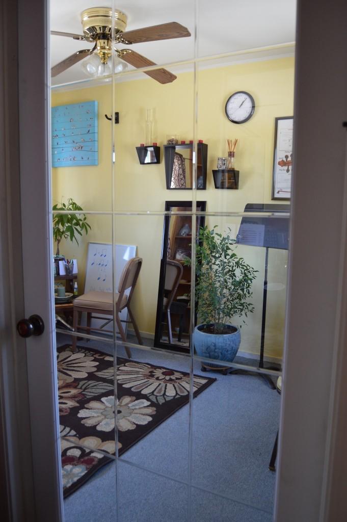 Room 4 Glass Door